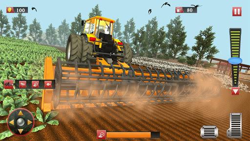Farmer's Tractor Farming Simulator 2018 1.2 screenshots 8