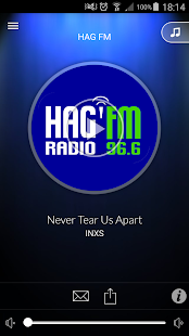 Radio HAG' FM- screenshot thumbnail