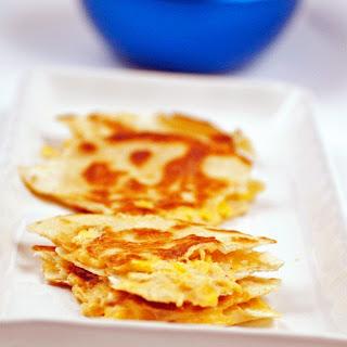 Grilled Corn Quesadillas