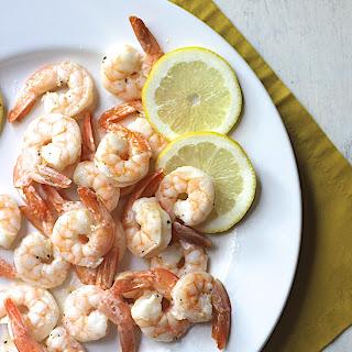 Easy Roasted Shrimp