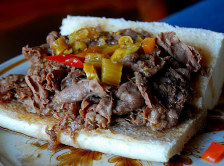 Windy City Italian Beef Recipe