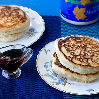 Puffy Pillow Pancakes Recipe