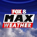 Fox8 Max Weather icon