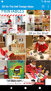 Elf on the Shelf Design Ideas Free - náhled