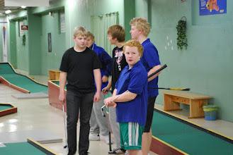 Photo: Markus Rödin, Anton Josefsson, Robin Heidengård, Marcus Ljungblad och Tommy Fröjd. FOTO: Patric Fransson