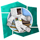 PvP Sky Wars Planet Survival Multiplayer MCPE 2018 icon