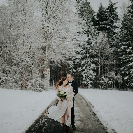Hochzeitsfotograf Kira Komarovics (theclickwedding). Foto vom 22.01.2018
