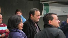 Cándido Trabalón, condenado a cárcel por delitos urbanísticos.