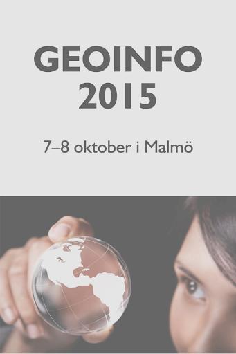 GEOINFO 2015