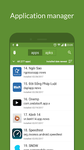 My APK 2.3.8.4 screenshots 1