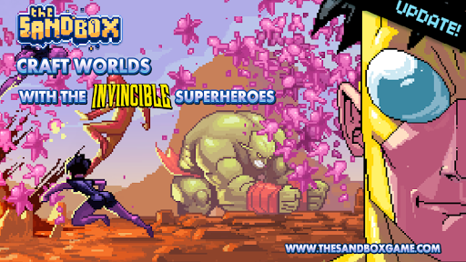 The Sandbox: Craft Play Share screenshot 10