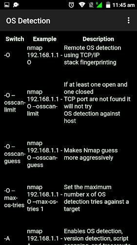 Nmap Command APK   APKPure ai