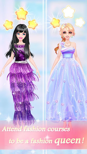 Fashion Shop - Girl Dress Up apkpoly screenshots 11
