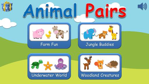 玩免費解謎APP|下載Animal Pairs app不用錢|硬是要APP