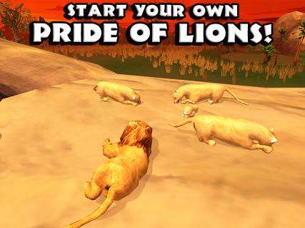 Safari Simulator Lion Free