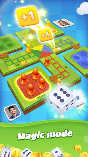 Ludo Talent- Super Ludo Online Game apkpoly screenshots 2