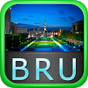 Brussels Offline Travel Guide icon