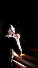 Photo: Josh prayer series