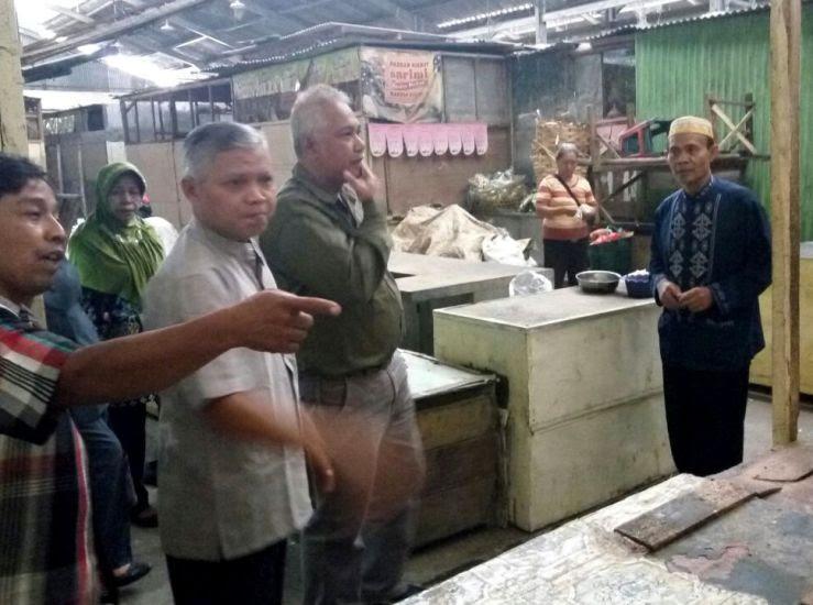 Pasar Beran Kabupaten Ngawi