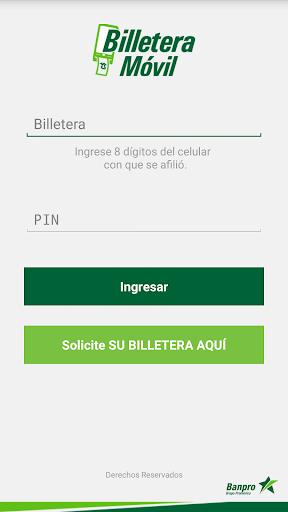 Billetera Banpro