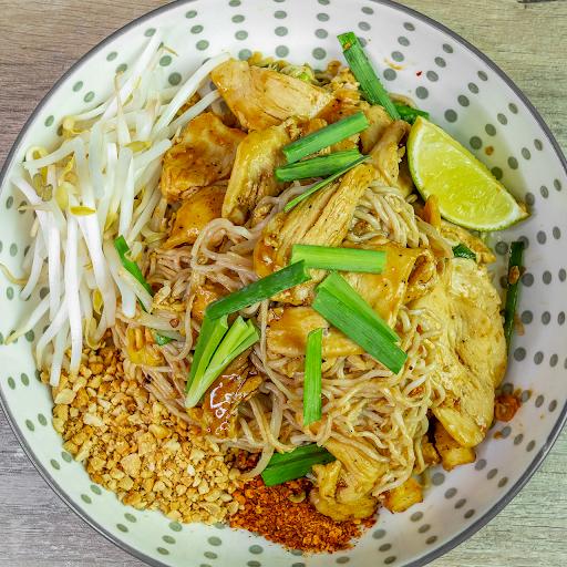 [Keto] Pad Thai-Chicken