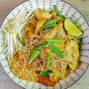 [Keto] Pad Thai-Chicken