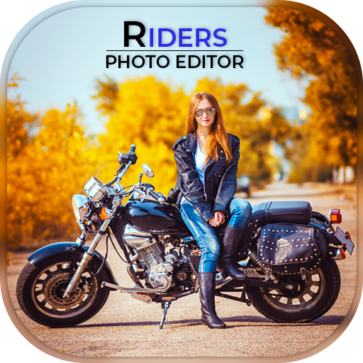 Riders Photo Editor - Riders Photo Frame (app)