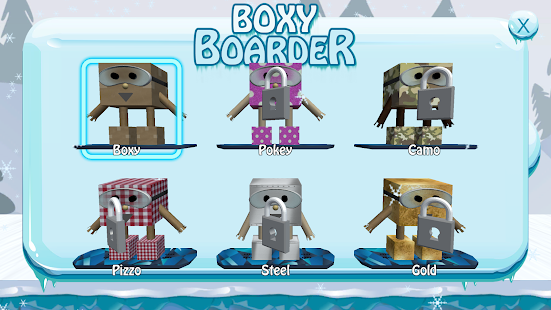 Boxy Boarder- screenshot thumbnail