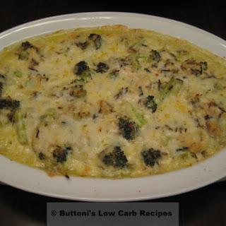 Creamy Dreamy Chicken-Broccoli Casserole
