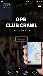 OPB Club Crawl- screenshot thumbnail