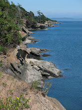 Photo: Day 8: Echo Bay at Sucia Island. Almost to the end of the northeastern shore.
