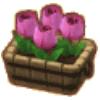 ピンクのチューリップ(家具)