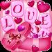 Valentine's Day Love Keyboard Icon