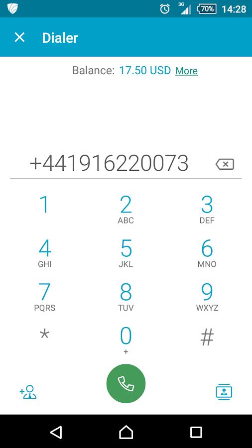 VIPole Secure Messenger App - screenshot