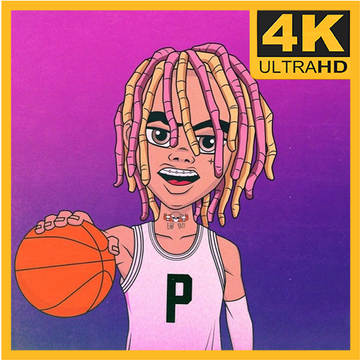 About: Lil Pump HD Wallpaper 2018
