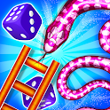 Snake and Ladder -  Sap Seedi : Board Racing Game icon