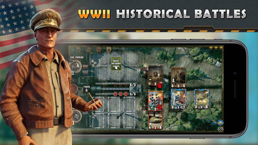 World War II: TCG - WW2 Strategy Card Game filehippodl screenshot 1