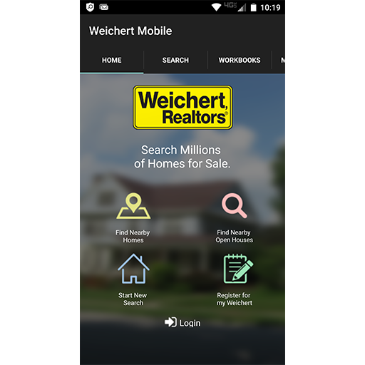 Weichert Realtors Search