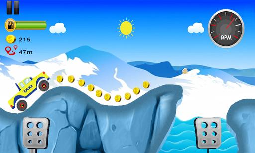 Taxi Hill Climb Rennspiel 1.0 screenshots 7