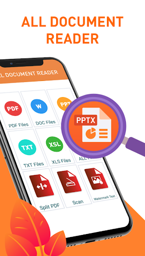 Powerpoint Viewer - Office Mobile, Document Reader App Report on