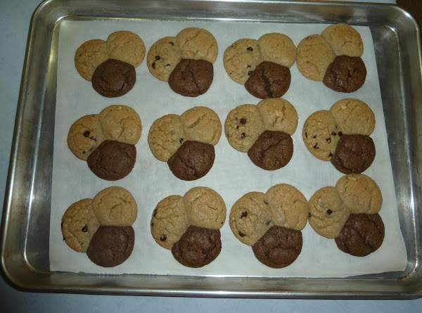 Bake at 375 degrees for 8 to 10 minutes or until golden brown. ...