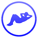 Daily Ab Workout - Core & Abs Fitness Exercises icon