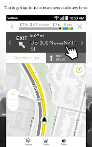 MapQuest GPS Navigation & Maps screenshot 5