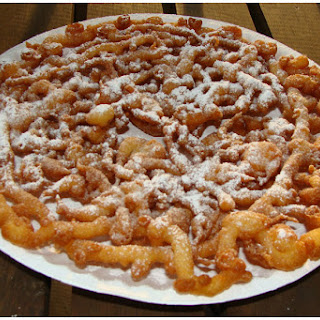 Baked Funnel Cake Recipes
