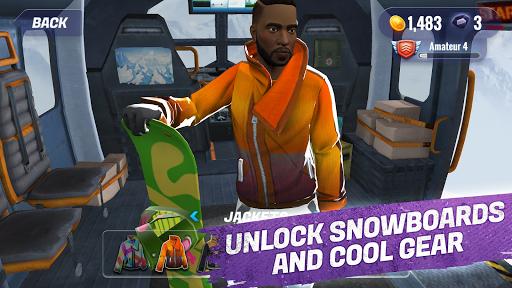 Peak Rider Snowboarding 2.0.1 screenshots 3