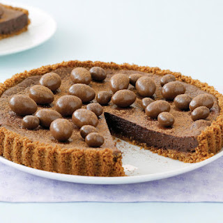 Easter Chocolate Tart