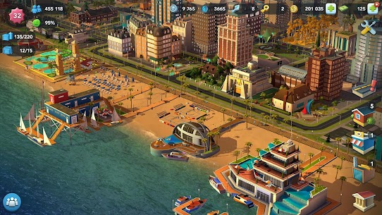 SimCity BuildIt MOD (Unlimited Money) 6