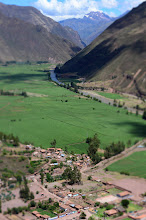 Photo: Sacred Valley - Tilt Shift!