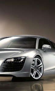 Themes Audi R8 screenshot 0