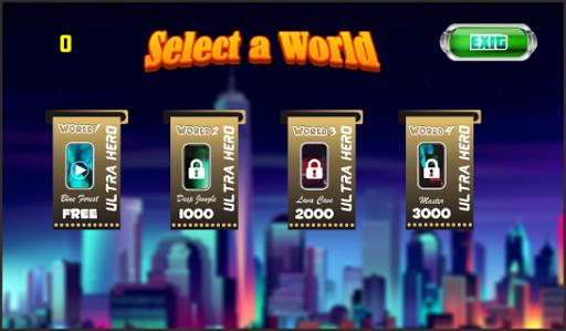 Ultra Legend Super Hero android2mod screenshots 8